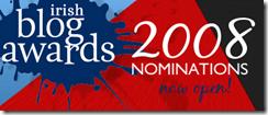 Irish Blog Awards Logo