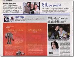Irish Independent 18-03-2008