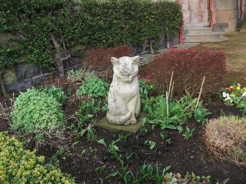 The Cat Garden Grannymar