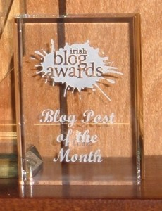 Blog Post of the Month 2008