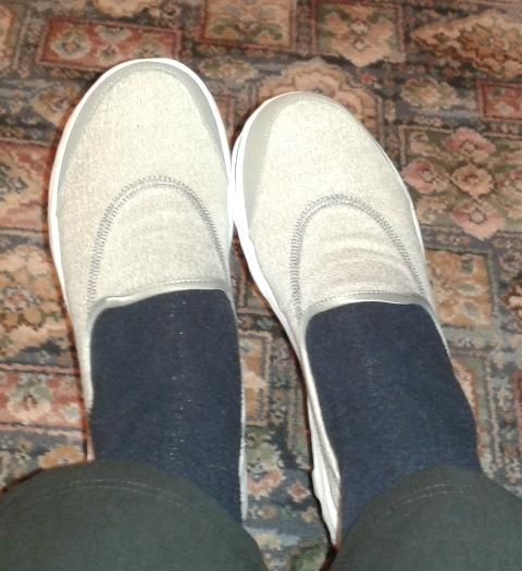 My cozy toes