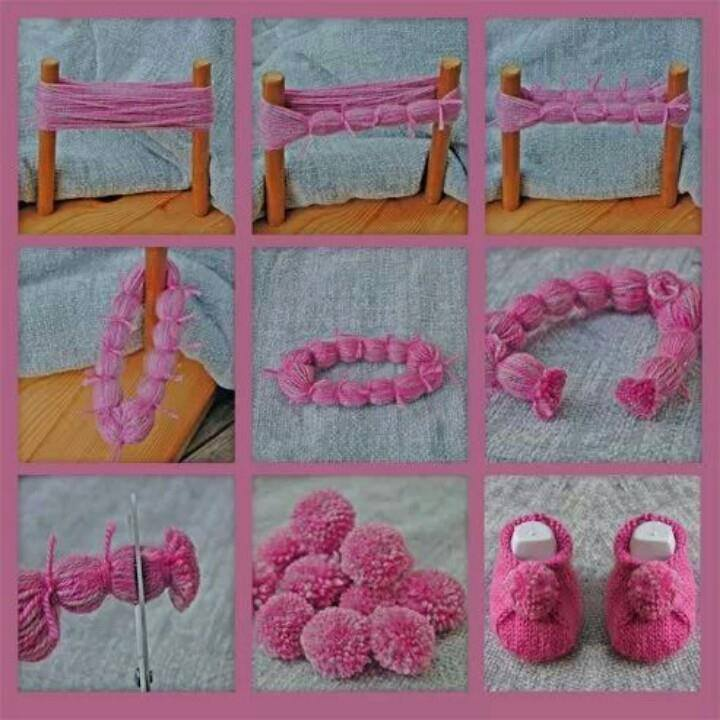 Pom-poms made easy