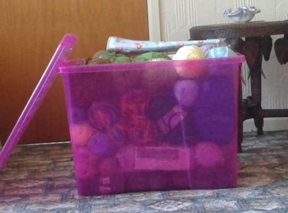 Box of treasure