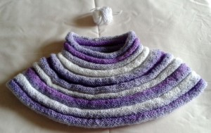 Cowl inside out