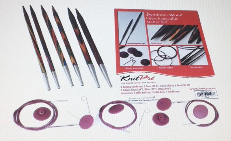 interchangable needles
