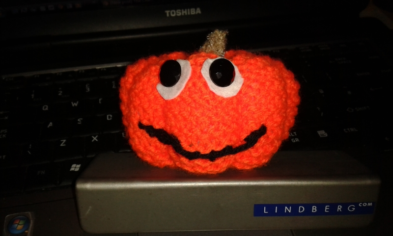 Meet Peter Pumpkin