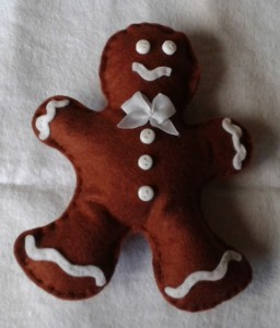 Gino Gingerbread