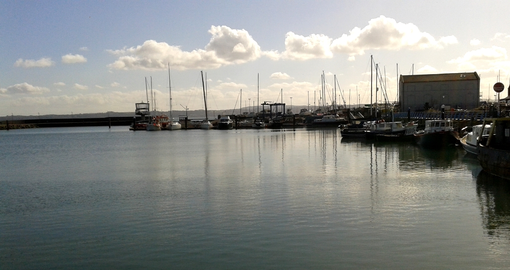 Carrickfergus Harbour